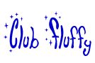 Club Fluffy フォント